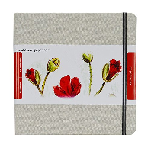 Global Art Materials Travelogue Watercolor Book