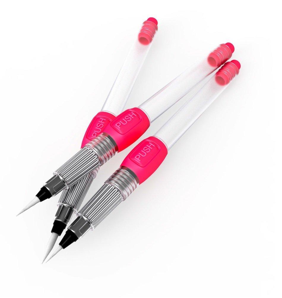Water Brush Pen Set For Aquarelle Watercolor Painting