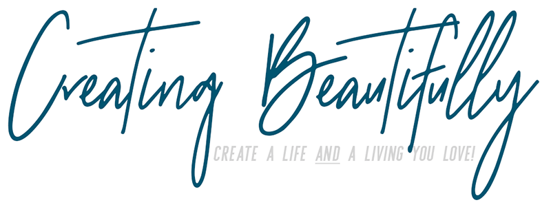 CreatingBeautifully.com – start and grow an online business you love!
