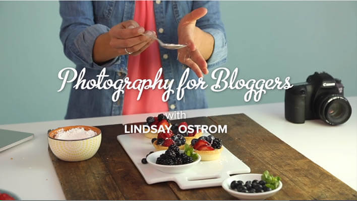20+ Creative Business Classes You Can Take On Skillshare: DSLR Photography For Bloggers