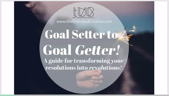 20+ Creative Business Classes You Can Take On Skillshare: From Goal Setter to Goal Getter: 4 Steps to Setting and Achieving Your Creative Business Goals